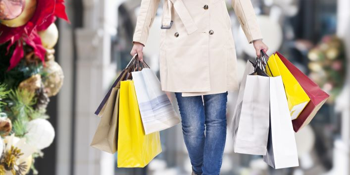 Healthy Holiday Shopping Tips