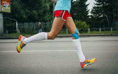 Kinesio Tape for Runners