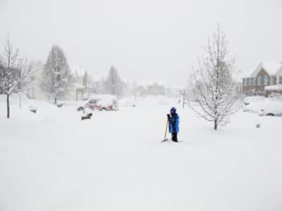 More Snow Shoveling Tips