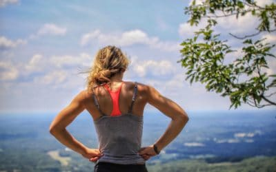 Upper Back Pain Relief for Runners