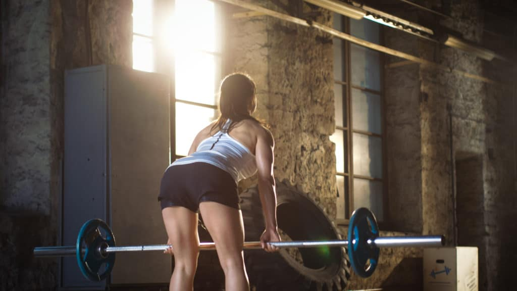 proper glut activation is needed for deadlifts