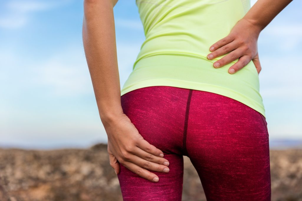 pulled hamstring pain