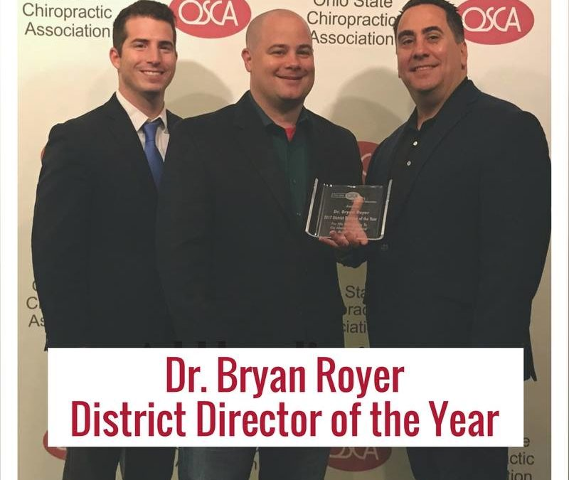 OSCA District Director of the Year – 2017