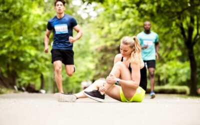 Ankle & Leg Sprain in Runners