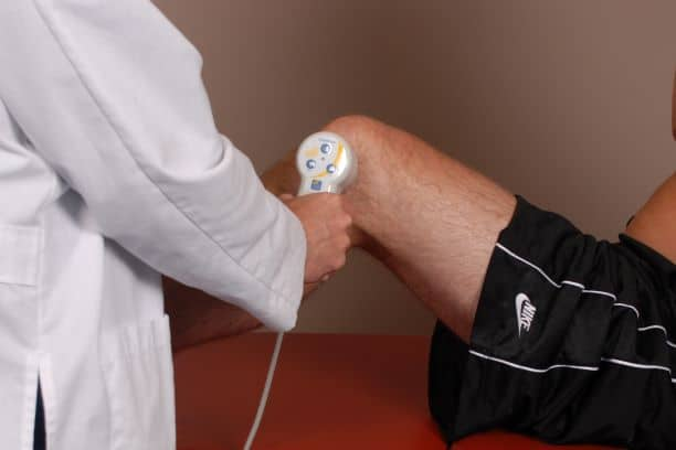 cold laser therapy knee