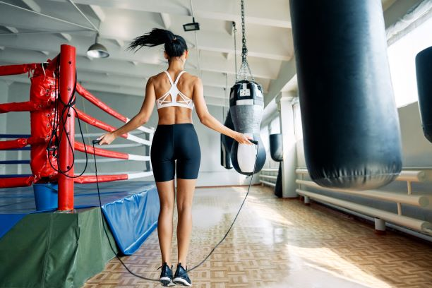jump rope is one of the best bodyweight exercises