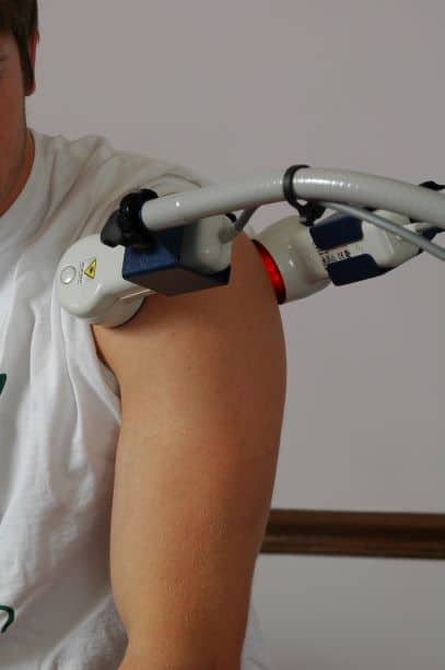 photobiomodulation therapy shoulder