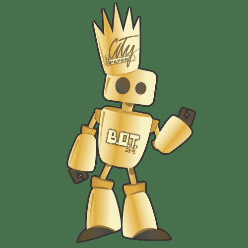 Best of Toledo 2009 Dancing Robot 2K9