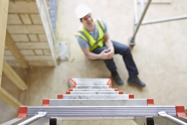 injured worker needs knee pain relief